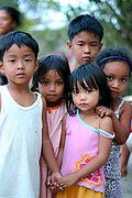 Young Children in Las-Ud, Badoc, Ilocos Norte
