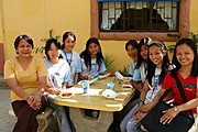 Igama/Sacred Heart High School Students, Badoc, Ilocos Norte