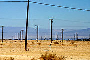 Deserted Development, Borrego Springs, California
