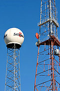 KSTP-TV Doplar Radar and TV Towers