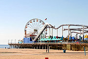Santa Monica Pier Amusement Park