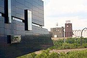 Guthrie Theater and Mississippi Riverbank