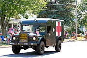 Army Field Ambulance, New Richmond Fun Fest Parade