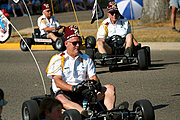 Shriners in the New Richmond Fun Fest Parade