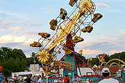 Amusement Ride, St. Croix County Fair Midway