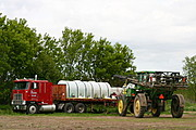 Farm Fertilizing Equipment