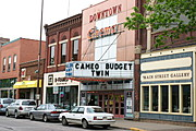 Cameo Budget Twin Movie Theater, Eau Claire, WI