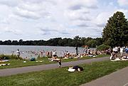 Lake Nokomis Northeast Beach