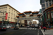 Chinatown in Washington, DC