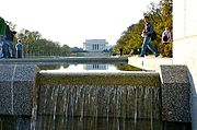 Reflecting Pool, Washington, DC
