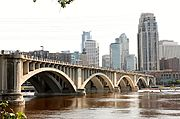 3rd Avenue Bridge, Minneapolis