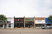 Main Street Store-Fronts, New Richmond, WI