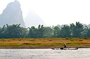 Li River, Guangxi Province, China