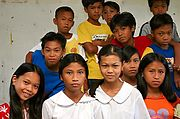 Fifth Grade Class Photo, the Philippines