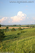 Storm Cloud and St. Croix County Farmland