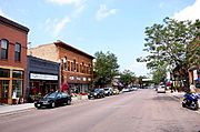 Water Street, Downtown Excelsior, MN