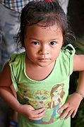 Little Ilocao Girl, Philippines