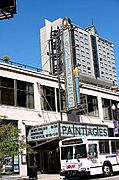 Pantages Theater, Downtown Minneapolis