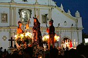 Good Friday Parade, Vigan, the Philippines