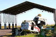 Abandoned Aircraft, Clark Air Base, the Philippines