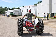 New Richmond FFA Tractor Pull