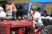 Tractor Pull, New Richmond Fun Fest