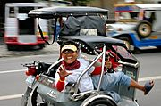 Trike Passenger, Angeles City