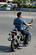 Motorcycle Police, Philippines