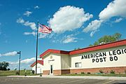 American Legion Post 80, New Richmond, WI