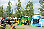 Farm Equipment at the St. Croix County Fair