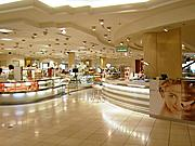 Marshall Fields Cosmetic Counter, Southdale