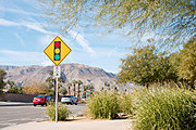 Fred Waring Drive in Palm Desert, California