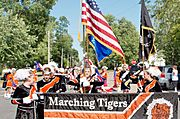 New Richmond Junior High Marching Band