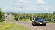 Somerset Road/Old Highway 64