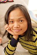 Exhausted Mother (Arlene Gregerson)