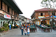 Plaza Near Vigan Heritage Village