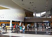 The Lobby of the Science Museum of Minnesota