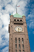 Minneapolis City Hall Clocktower
