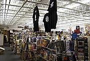 Dreamhaven Comic Book Store Interior