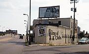 King of Clubs Bar, Central Avenue