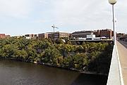 East Bank from the Washington Avenue Bridge