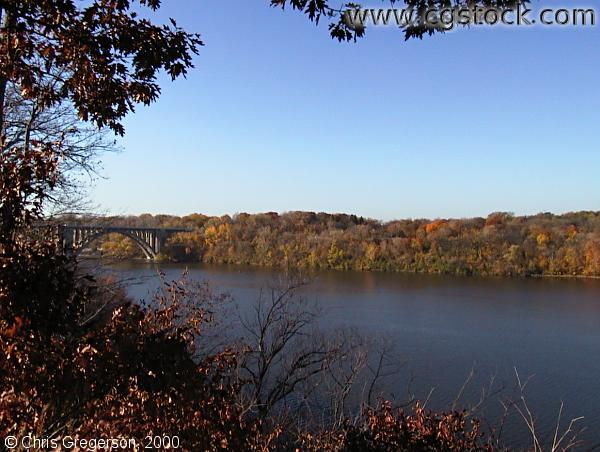 Ford Parkway Bridge From