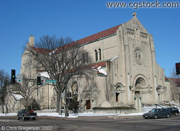 St. Luke's Church in St. Paul