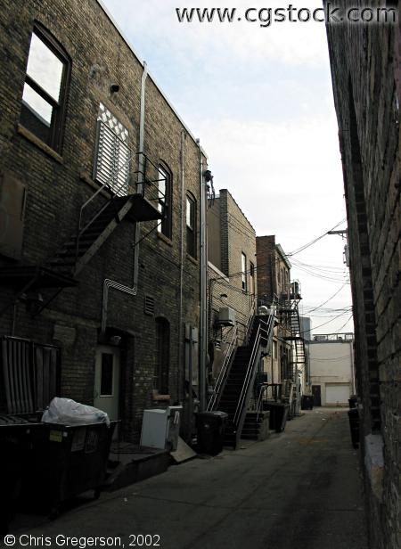 Dinkytown Alley