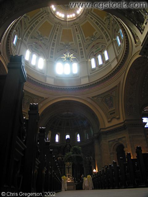 Cathedral of St. Paul Interior