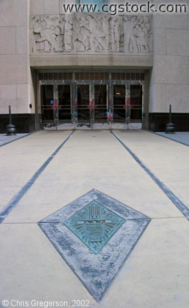 St. Paul City Hall Entrance