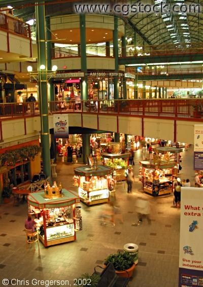 Mall of America, West Market
