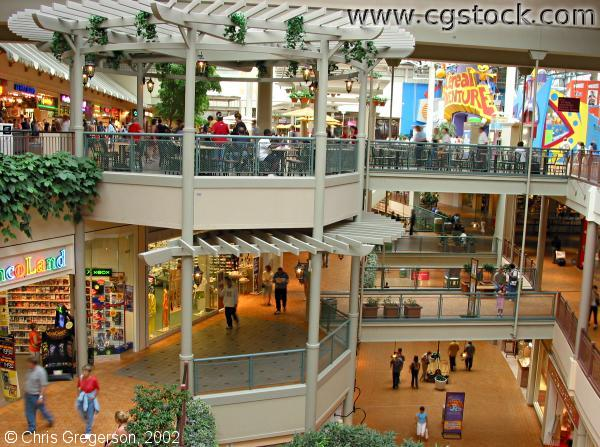 Thumbnails Of The Mall Of America In