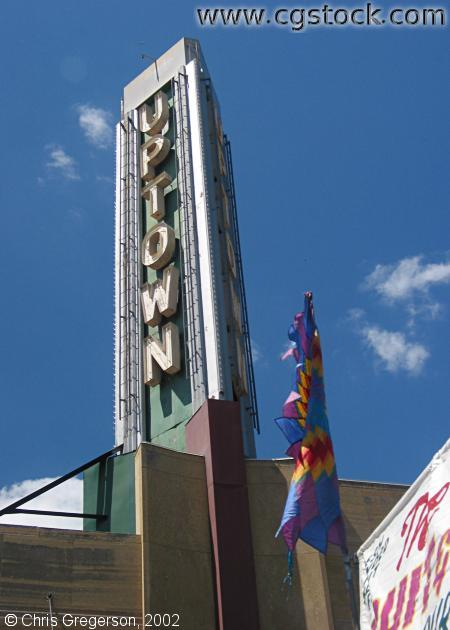 Uptown Theater Marquee