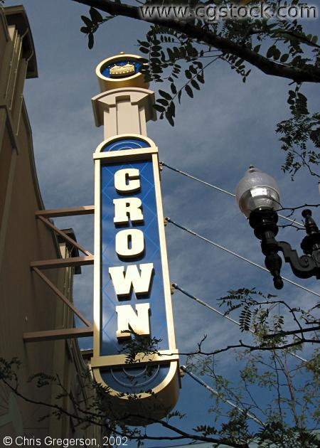 Crown Block E 15 Marquee on Block E